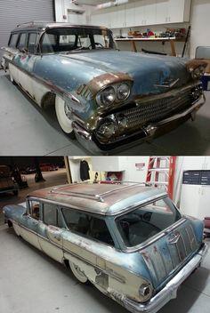 impala wagon