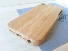 Bois iPhone cas 5/5 s Zebra Wood Bamboo Phone Case par acdwsh, $22.25
