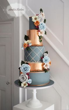 Wedding Cakes #weddingcakes #weddingcakesideas