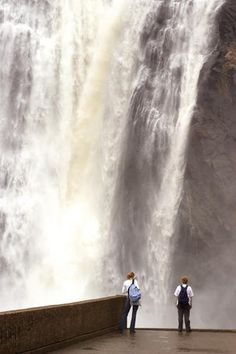 Montmorency Falls, Québec City...going to see this in August!