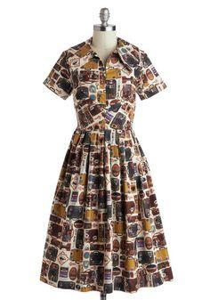 Baggage Claim To Fame Dress, #ModCloth