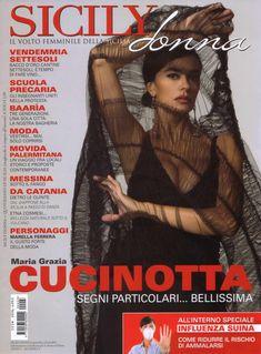 Sicily Donna Maria Grazia Cucinotta