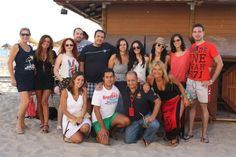 Los tuiteros se dan cita en la Victoria en la II edición de 'Playas and Tweets'. playasandtweets.es   La Voz de Cadiz, 5 de agosto de 2012