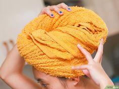 Image titled Apply Castor Oil for Hair Step 13 Coconut Oil Hair Treatment, Coconut Oil Hair Growth, Coconut Oil Hair Mask, Hair Growth Oil, Castor Oil Eyebrows, Castor Oil For Acne, Castor Oil For Hair, Oil For Curly Hair, Hair Oil