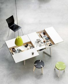 Task Desks That Will Help You Work In Your Home Office
