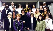 Governor's Teaching Fellows 1996-1997