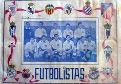 ALBUM DE CROMOS - 1950