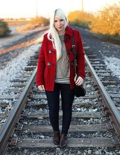 Via:LuckyMagazine <i>Lucky</i>'s Five Favorite Looks Of The Week: Layer Up!