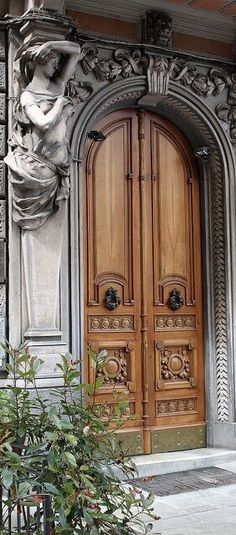 Stairs And Doors, Knock Knock, Old World, Fairytale, Romantic, Dreams, Couture, Home, Decor