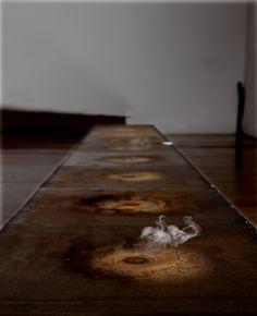 Teresa Margolles Artes Mundi Mundi 2012 Hardwood Floors, Flooring, Crafts, Artist, Wood Floor Tiles, Wood Flooring, Manualidades, Handmade Crafts, Craft