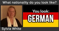 What nationality do you look like?