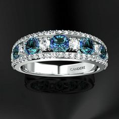 Alexandrite Jewelry and Its Paranormal Wonders  Properties ... Brilliant Cut Alexandrite Ring_full └▶ └▶ http://www.pouted.com/?p=37989
