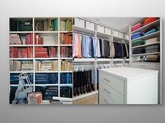 Kevin Sharkey Closet@ Martha Stewart