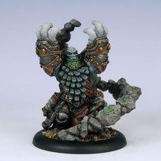 Trollkin Runeshaper