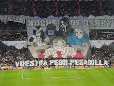 tifos real madrid champions