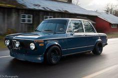 BMW 2002 bad af!