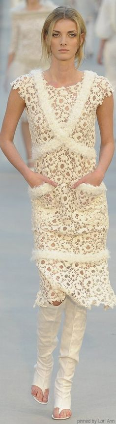 Chanel Resort 2012
