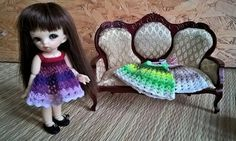 All sizes | Rainbow dresses for pukipuki | Flickr - Photo Sharing!