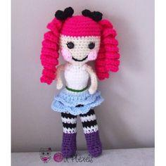 Κούκλα Lalaloopsy