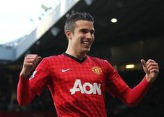 awesome Robin Van Persie Hairstyle 2017 Pictures