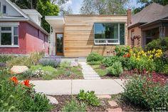 บ้านสไตล์โมเดิร์นขนาดชั้นเดียว ชีวิตที่ลงตัวในพื้นที่ใช้สอยอันกระทัดรัด | NaiBann.com