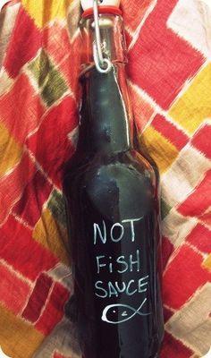 Recipe:   Vegan Fish Sauce