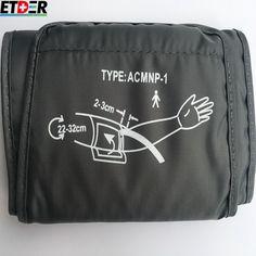 23-32 센치메터 성인 혈압 커프 팔 혈압 모니터 건강 관리 미터 안압계 혈압계