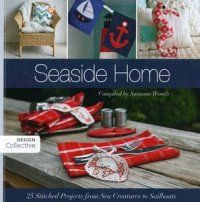 So many cute projects in this new book! #quilt #beach
