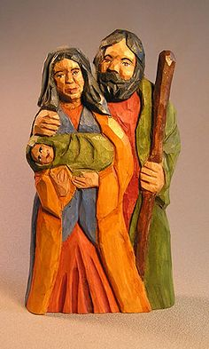 Nativity - scottcarvings.com