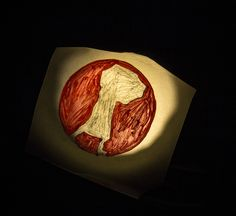 #homemade #lightdesign #design  illustration on glossy paper, out of brass tube and simple neon
