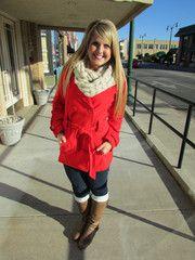 Hello Winter Jacket