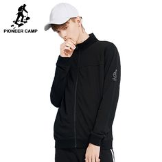 Pioneer camp new mens jackets coat brand clothing casual bomber jacket men fashion quality solid outerwear coats male AJK801051  Price: 47.97 & FREE Shipping  #Pets #Dog #Adopt #love #cute #puppy