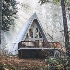 Weekend Cabin.   www.dyerandjenkins.com  Follow: @robstrok #forgeyourownpath