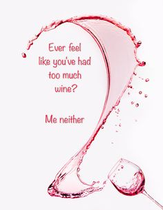 Wine should be taken more seriously, but...    Funny Wine Saying Quote Print Water Photography by CGreenPhoto, $25.00