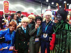 ... cosplay, th... Heir Of Doom Cosplay