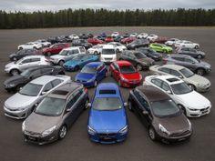 CARS mixed 2013