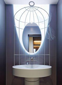 Phoenix Real Estate, Frankfurt. Проект Ippolito Fleitz Group – Identity Architects, Истории.