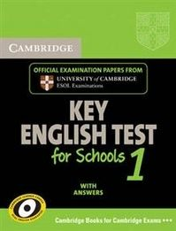 Cambridge Key English Test for Schools 1 (+ CD) - 1 285.00 руб. - These past examination papers for the KET for Schools exam from Cambridge ESOL, aimed at a younger audience, provide the most authentic exam preparation available. They allow candidates to familiarise themselves with the content and format of the examination...Купить