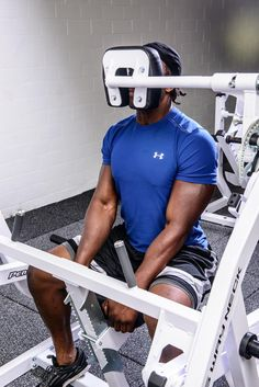 The Pendulum Neck is unique in that it not only targets the neck in four distinct directions, but also can be used to specifically exercise the supporting musculature of the head. Strength Training Program, Training Programs, Spring Football, Gym Machines, Head And Neck, No Equipment Workout, 5 Ways, Athlete, Health