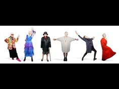 Fabulous Fashionistas (2013)  {I hadn't wanted to grow old until I watched this}