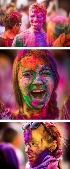 Festival of Colours 2012 by Thomas Hawk... totally on bucketlist