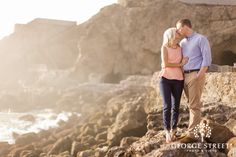 Katie & Blake's Dreamy Engagement Session, San Francisco | George Street Photo & Video