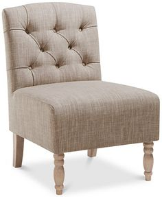 Charlotte Fabric Accent Chair, Direct Ships for just $9.95