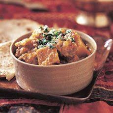Lamb Curry with Pumpkin (Gosht) Recipe
