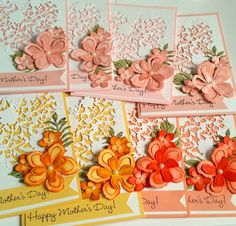 Beautiful Blooms for Mother's by Joycekk - Cards and Paper Crafts at Splitcoaststampers