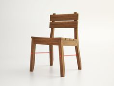 Cadeira Hashi / Hashi Chair. Design by Alessandro Toricelli, 2015.