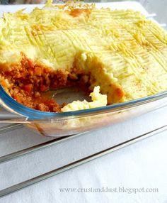 Cottage Pie Cottage Pie, Lasagna, Meat, Ethnic Recipes, Blog, Sheppard Pie, Blogging, Lasagne, Casserole