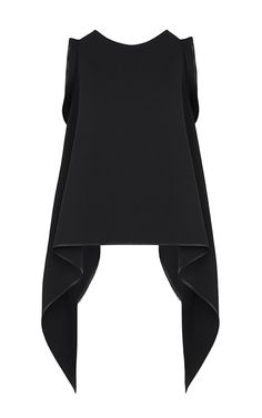 Objectify Zipper Tank by Maticevski for Preorder on Moda Operandi