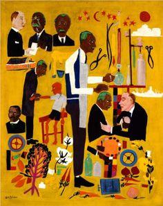 Dr. George Washington Carver - William H. Johnson