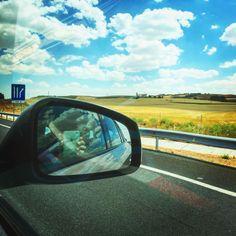 Road to Valencia